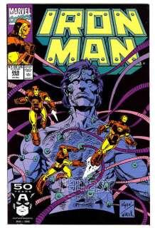Iron Man #269 (1991) VF/NM 9.0 Marvel Comic Book