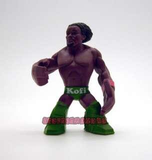 WWE Smack Down War Rumbler Kofi Kingston Loose Figure C