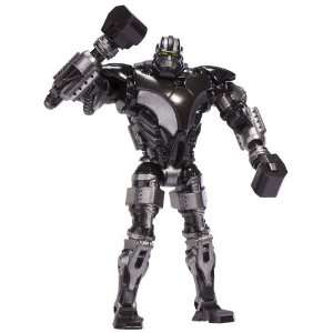 Real Steel Deluxe 8 Figure Zeus: Toys & Games
