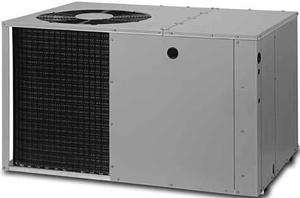 Ton Frigidaire 13 SEER R 410A Heat Pump Package Unit