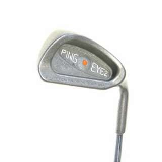 PING GOLF CLUBS EYE 2+ 3 PW IRONS STIFF STEEL Z Z65 GOOD
