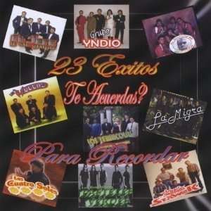 Para Recordar Te Acuerdas Various Artists Music