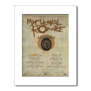 MY CHEMICAL ROMANCE   Helena   Matted Mini Poster