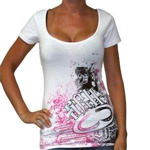 SRH Womens Extra Extra T Shirt   X Large/White