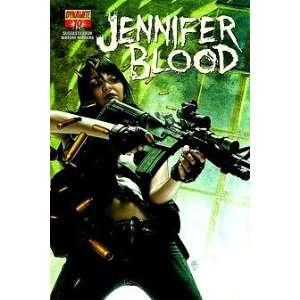 Garh Ennis Jennifer Blood #10 Al Ewing, Kewber Baal