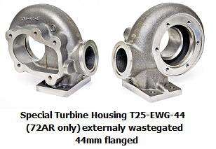 Garrett GT2876R (GT25/40R) TURBO 450HP Ball Bearing
