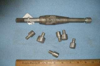 Craftsman No. 4728 Clutch Alignment Tool Set 9 Pcs.