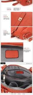 New Real Genuine Cowhide Leather Shoulder Bag/Handbag/Messerge Bag