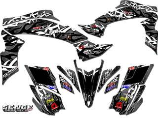 PREDATOR 50   90 cc POLARIS GRAPHICS KIT ATV QUAD STICKERS DECALS DECO