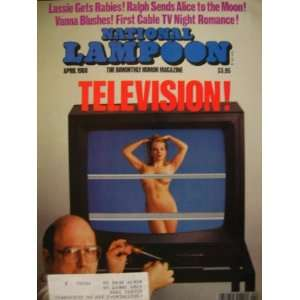National Lampoon April 1988 (The Bimonthly Humor Magazine