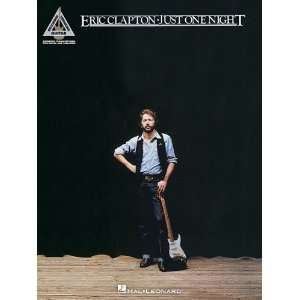 One Night (Guitar Recorded Versions) [Paperback] Eric Clapton Books