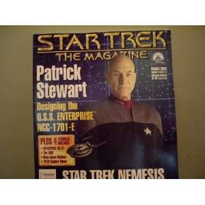 Star Trek Magazine March 2003: Everything Else