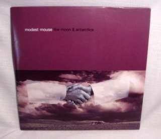 Mouse   The Moon & Antarctica   Gatefold Double Vinyl Reissue