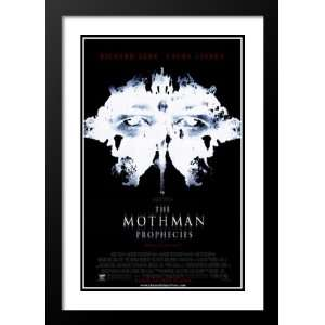 The Mothman Prophecies 20x26 Framed and Double Matted