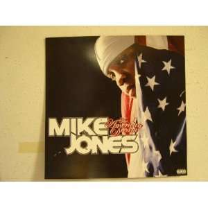 Mike Jones Poster The American Dream: Home & Kitchen