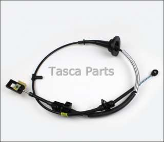 OEM TRANSMISSION SHIFT CONTROL CABLE ASSEMBLY FORD LINCOLN #YL3Z 7E395