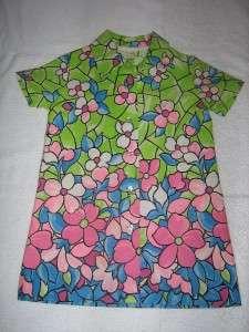GIRLS VTG RETRO 70s HIPPIE DISCO GIRL FLOWER POWER SUIT TOP & PANTS