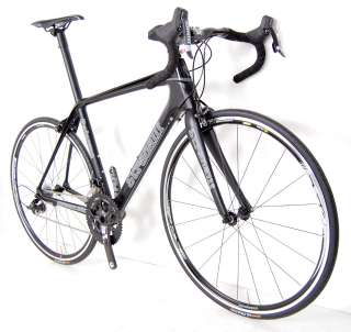 2012 STRADALLI PALERMO LIMITED EDITION SRAM RED BLACK ISP CARBON ROAD