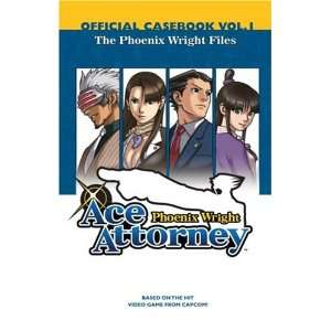 Phoenix Wright Ace Attorney Official Casebook Vol. 1