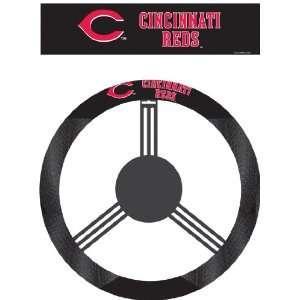 68517   Cincinnati Reds Poly Suede Steering Wheel Cover