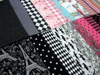 Michael Miller~PINDOT~Black & White Mixer Fabric /Yd.