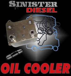 Diesel Powerstroke Factory Replacement Oil Cooler
