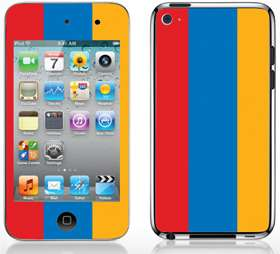 Apple iPod Touch 4 Skin Sticker Cover Fireworks