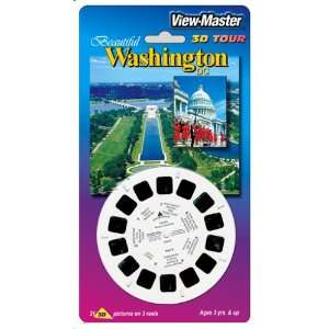 View Master 3D Tour Washington DC Set 2