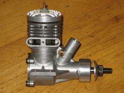 CLEAN VINTAGE SUPER TIGRE C V 35 C/L AIRPLANE ENGINE