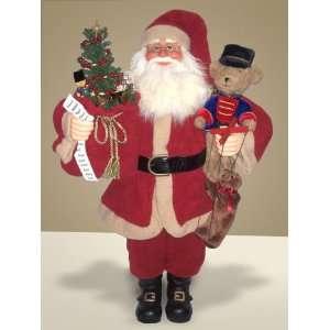 Santa Claus by Karen Didion Sale originals santa holding