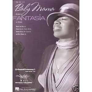 Sheet Music Baby Mama Fantasia 67: Everything Else