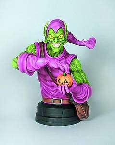 GREEN GOBLIN MINI BUST GENTLE GIANT MARVEL COMICS SPIDER MAN PRE SALE