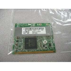 DELL Inspiron 6000 wireless 802.11b/g BCM94306MPSG