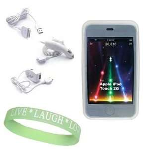 Sync Cable + Live*Laugh*Love Wrist Band  Players & Accessories