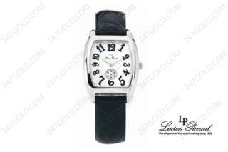 Lucien Piccard ladies watch white face 26321BK