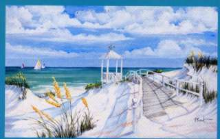 Paul Brent Seashore Wallpaper Mural PB743M
