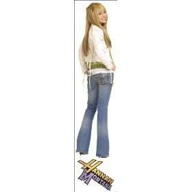 HANNAH MONTANA BiG Wall Mural Sticker Room Decor HUGE