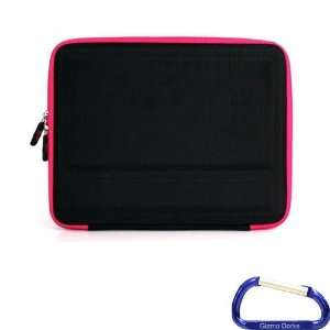 Dorks Hard EVA Cover Case (Pink) with Carabiner Key Chain for the Le