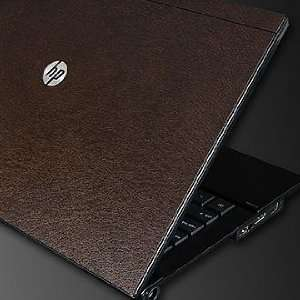 HP Probook 5310M Laptop Cover Skin [Brown Leather