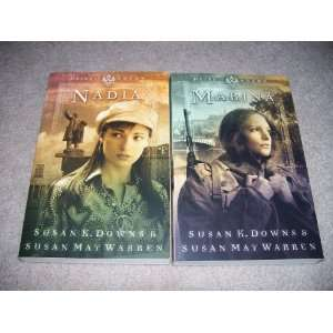 (Two Heirs of Anton Books) Susan K. Downs & Susan May Warren Books