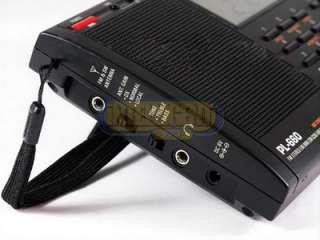 660 Digital PLL AM FM SW LW Shortwave SSB Air Band Sync Radio Receiver