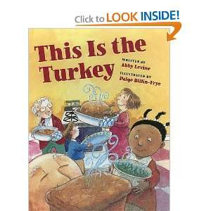 Is the Turkey (9780606294270) Abby Levine, Paige Billin Frye Books
