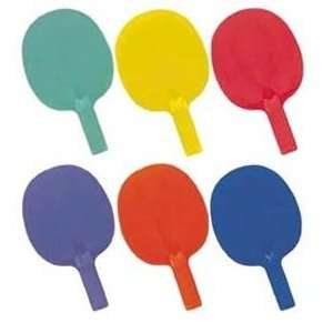 Games Table Tennis Table Tennis Paddles   Economy 6 color Table Tennis