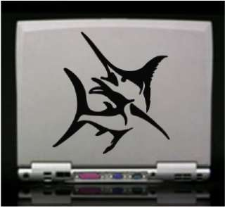 Marlin Die Cut Vinyl Decal Sticker