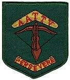 Australian Army Training Team Vietnam Patch |