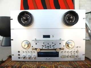 PIONEER RT 909 Reel to Reel TAPE DECK 4 track 2 Channel 3 Motor
