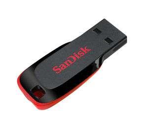 Sandisk Cruzer Blade Z50 16GB USB2.0 SDCZ50 016G P95