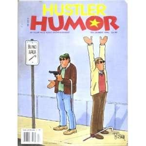 HUSTLER HUMOR DECEMBER 1995 12/95: HUSTLER MAGAZINE:  Books