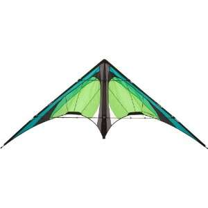 HQ Atomic Series Beach and Fun Sport Kite (Kiwi): Toys