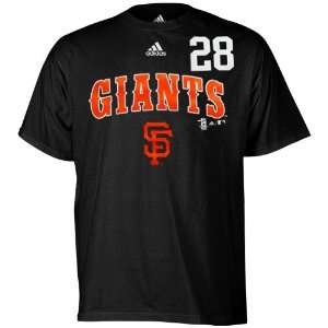 adidas Buster Posey San Francisco Giants Youth Understatement T Shirt